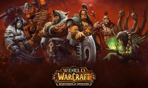 Blizzard lancerer World of Warcraft-udvidelsen Warlords of Draenor