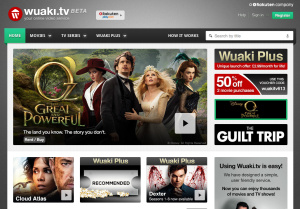Rakuten launches beta of video streaming service in UK