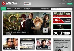 Rakuten launches beta of video streaming service in UK