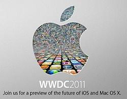 Apple kondigt volgende week iCloud, iOS 5 en OS X Lion aan