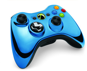 Introducing the Xbox 360 special edition Chrome series controllers
