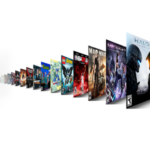 Xbox Game Pass offers 100 games for $9.99 per month