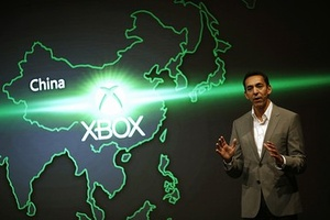 Microsoft reveals updated release date for Xbox One in China