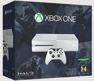 White Xbox One resurfaces in Halo: Master Chief Collection bundle