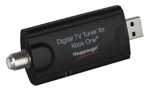 Xbox One gets $60 Over-The-Air TV Tuner