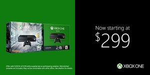 Microsoft drops price of Xbox One ahead of E3
