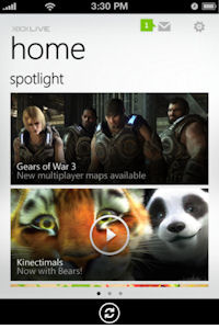 Xbox Live companion app for iOS, Windows Phone released