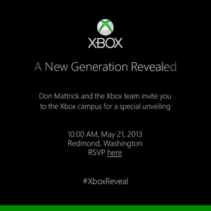 Microsoft to unveil Xbox successor on May 21st