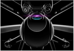 Älypuhelinvalmistaja julkaisee ensimmäisen drone-lennokkinsa
