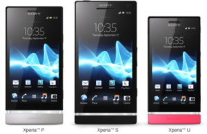 Sony jumps to third in global smartphone sales