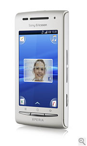 Sony Ericsson unveils Xperia X8 Android device