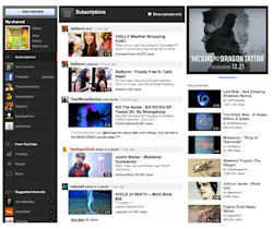 YouTube redesigned with new look, feel