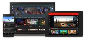 Google toi Android-peleihin YouTube-videotaltionnin