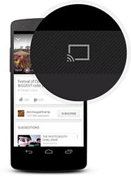 Chromecast SDK opened up to developers