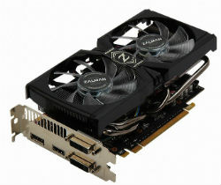 Zalman udgiver et GeForce GTX 660 med VF1500 køleren