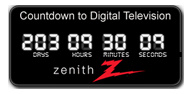 Zenith creates desktop countdown to US DTV transition
