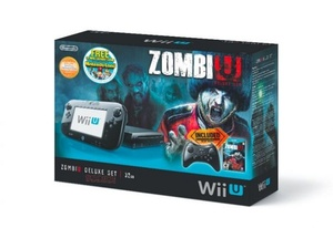 Nintendo announces ZombiU bundle