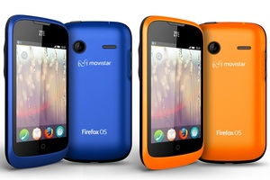 ZTE Open with Firefox OS to sell on eBay