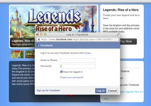Zynga.com no longer requires Facebook login